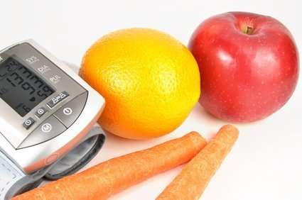 Foods That Lowers High Blood Pressure Naturally