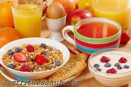 List Of Healthy Breakfast Foods On The Go