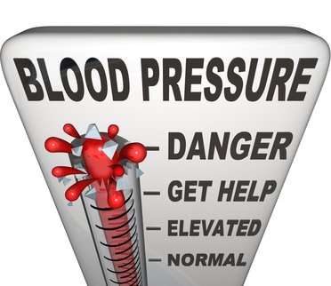 What Can Cause High Blood Pressure