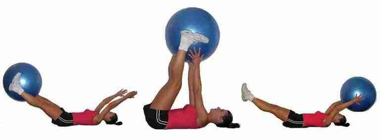 Ball Exchange Exercise