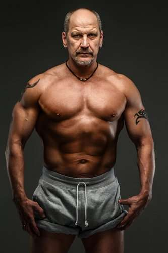 Muscle development after 60