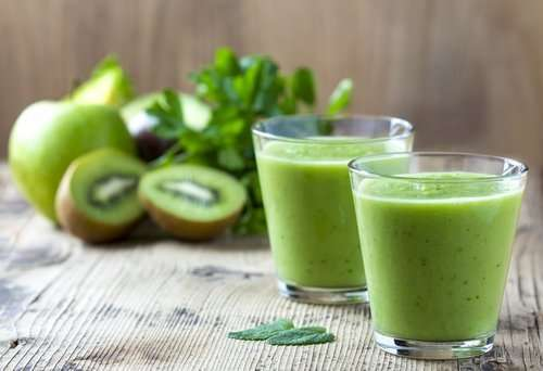 Healthy Green Weight Loss Smoothie For Weight Loss
