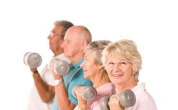 Senior Weight Training