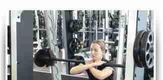 Front Bar Squat Technique