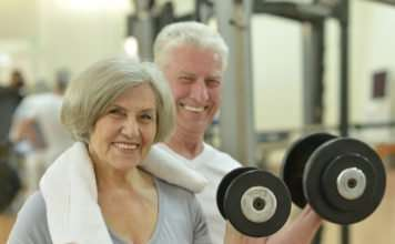 Building muscle over 65