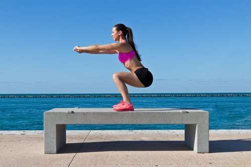 Squats Without Weight
