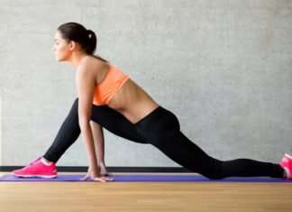 stretches to increase flexibility