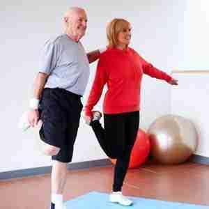senior balance exercises
