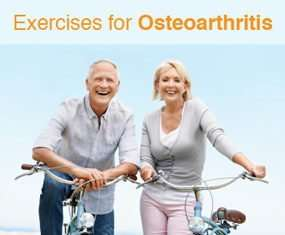 Exercise is good for people with arthritis.