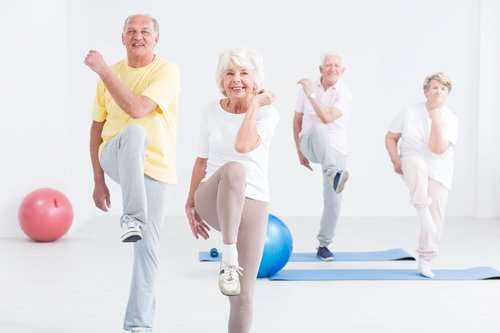 Cardio Exercises For Older Adults Guidelines And Tips