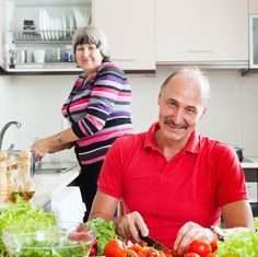 Carbohydrate intake in elderly people