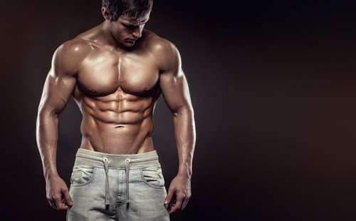 Abs Exercises For Men At Gym