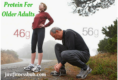 Protein And Older Adults