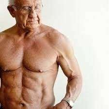 Six pack abs for older adults