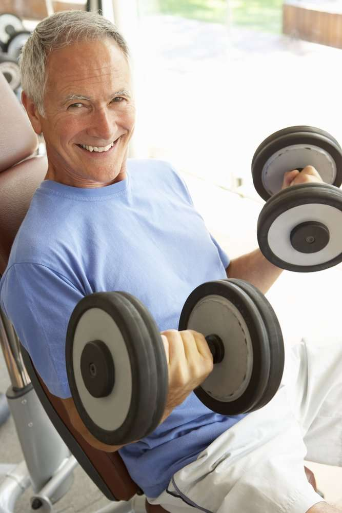 Weight Training For People Over 60