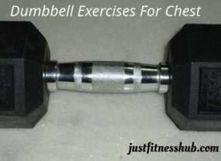 Dumbbell Workout For Chest