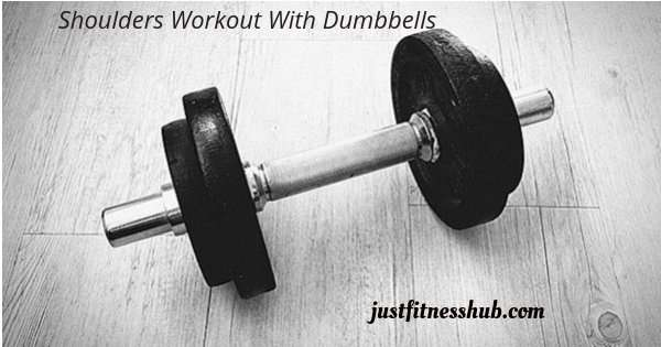 Shoulder Strengthening Exercises With Dumbbells