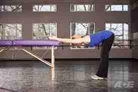 90 Lat Back Stretch