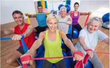 elastic band exercises for seniors