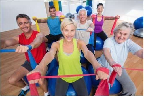 elastic band exercises for seniors