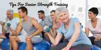 Elderly Strength Training Tips