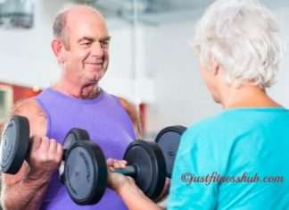 dumbbell workout for seniors