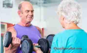 dumbbell workout for seniors