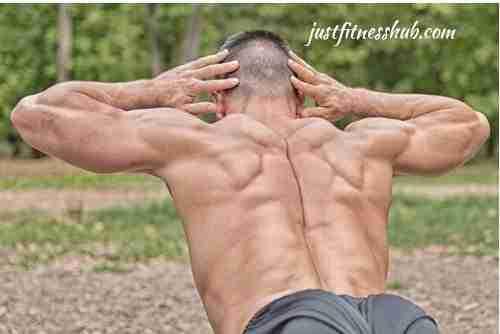 Lower Back Men Exercises