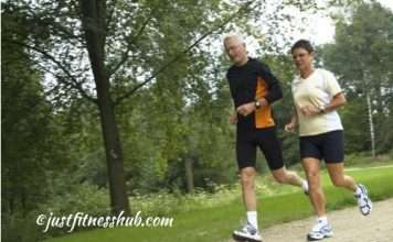 running at 60 years old
