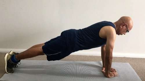 Diamond Pushup For Triceps