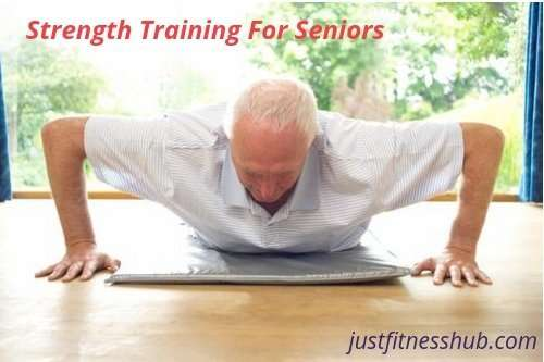 Why Strength Training For Seniors
