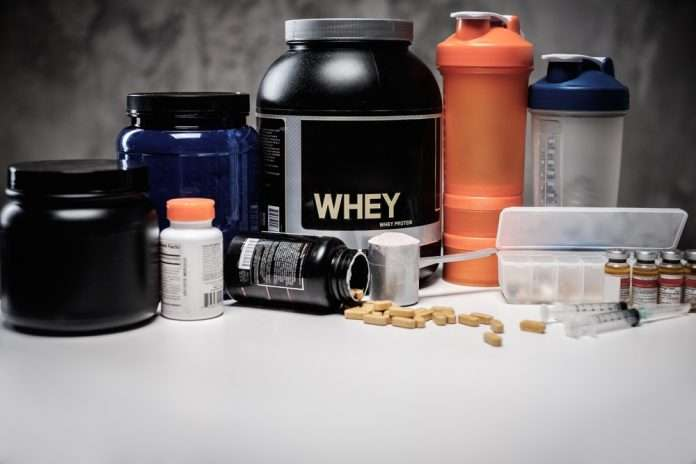 Main Workout Supplements