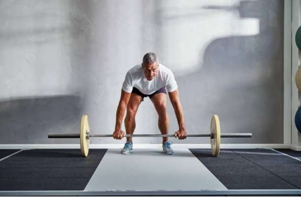 Weight Training Tips For Men Over 50