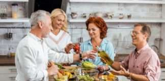 Eating Healthy Over 60