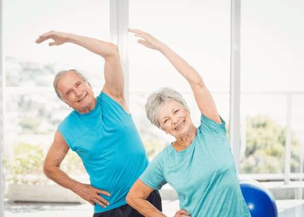 How To Increase Flexibility in Old Age