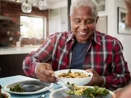 Older Adults Weight Loss Diet