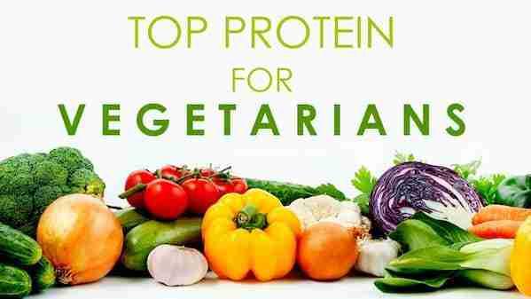 Protein Rich Vegetarian Foods
