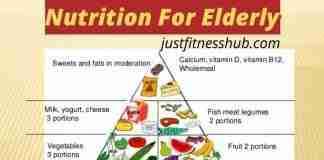 Nutrition For Elderly Folks