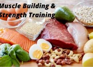 Food Role In Muscle Building & Strength Training