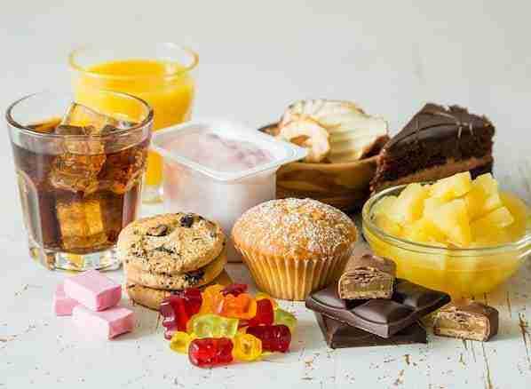 How much added sugar per day