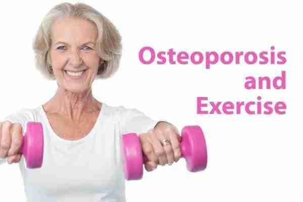 Osteoporosis & Exercise