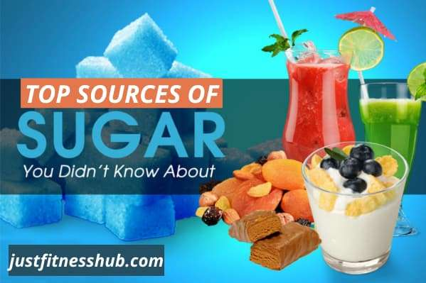 TOP SOURCES OF Added Sugar
